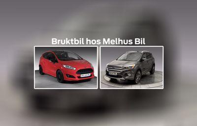 Hvorfor kjøpe bruktbil hos Melhus Bil?