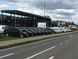 Solberg Bil AS kjøper Fordvirksomheten til Jorkjend