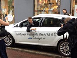 Solberg Bil bidrar i kampen mot mobbing