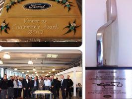 Solberg Bil vinner Charman's Award for 2. år på rad