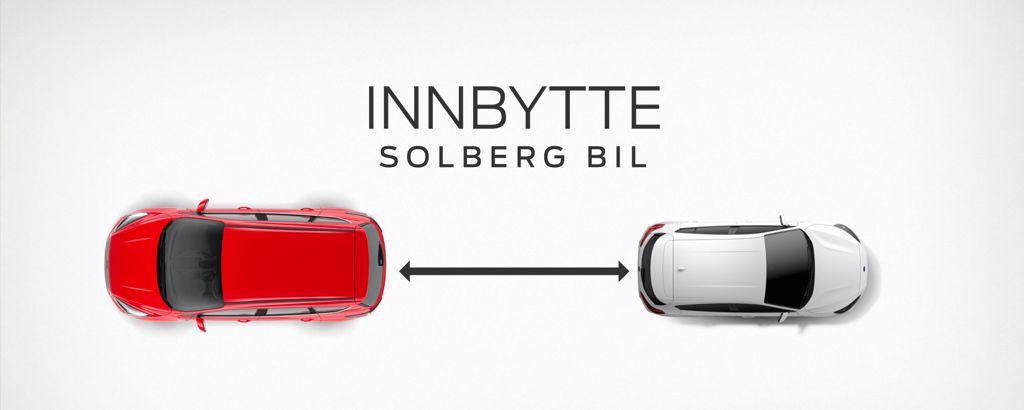 Innbytte hos Solberg Bil