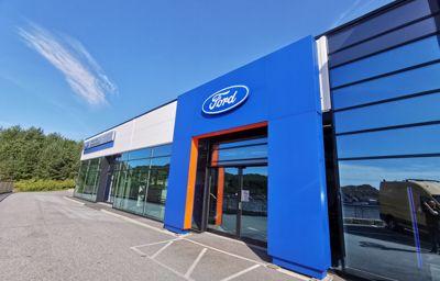 Ny selger hos Bilservice Egersund