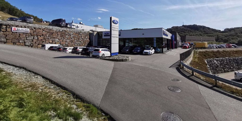 Ford Bilservice Egersund