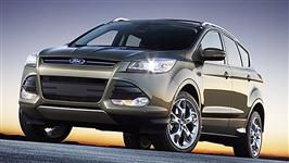 Forsalget av nye Ford Kuga har startet.