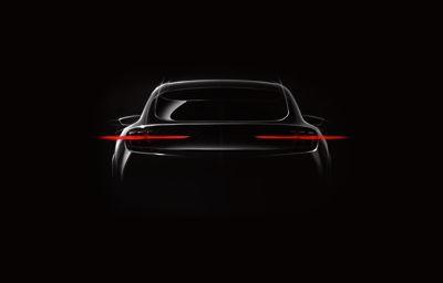 Ford Mach-1, Fords nye el-bil