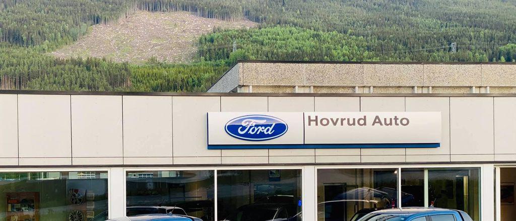 Hovrud Auto Bilforhandler