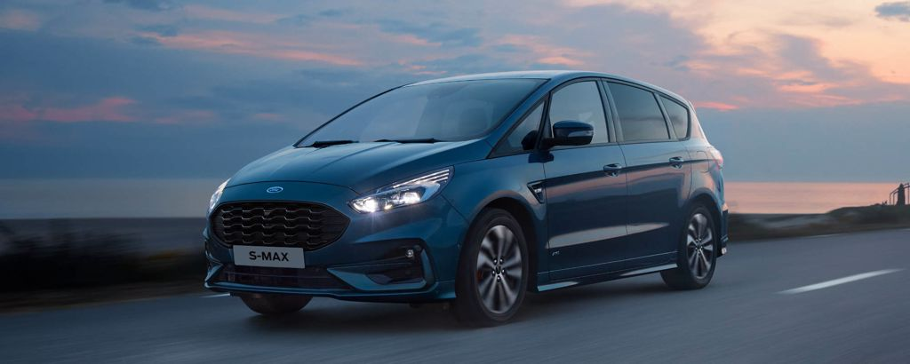 Ford S-Max Autovision Hønefoss