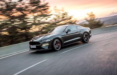 **Mustang verdens mest solgte sportsbil for fjerde året på rad**