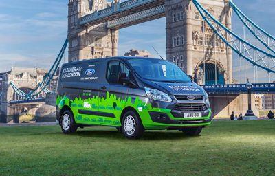 Ford skal gi bedre London-luft