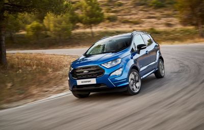 Her er prisene på «Norgesbilen» - nye Ford EcoSport!