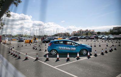 Norgeslansering av unikt opplæringsprogram for unge sjåfører