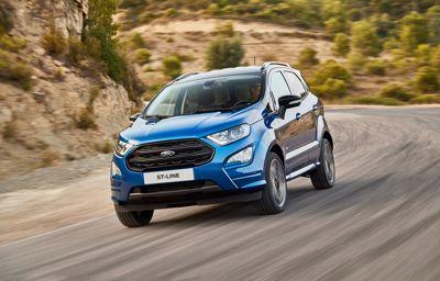 Viktige Ford-nyheter på den internasjonale bilutstillingen i Frankfurt