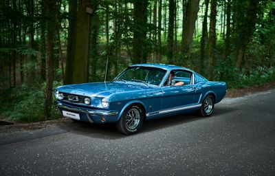 Den ultimate julegaven til Mustang-fans!