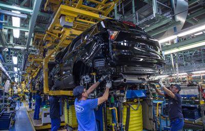 Investerer 7,2 milliarder i produksjon av neste generasjon Ford Kuga