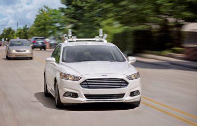 Ford investerer 8,4 milliarder kroner i kunstig intelligens