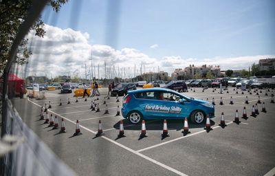Stor interesse for gratis kjørekurs for unge