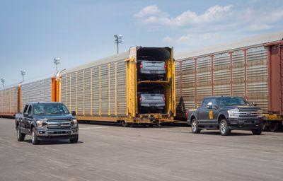 **Helelektrisk pickup trekker mer enn 450 000 kilo**