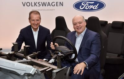 **Ford – Volkswagen expand their global collaboration to advance autonomous driving, electrification and better serve customers**