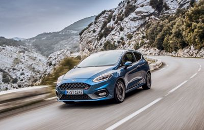 Nye Fiesta ST snart Norges-klar: Ny standard for kjøreglede