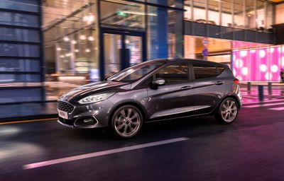 Nå kommer Ford Fiesta som EcoBoost hybrid