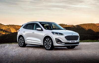 Nå blir Fords modeller mer stillegående