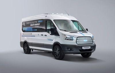 **Ford viser frem nytt Smart Energy Concept**