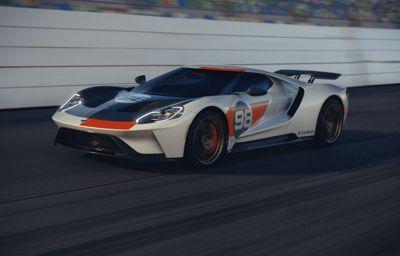 Ny og eksklusiv spesialmodell av supersportsbilen Ford GT