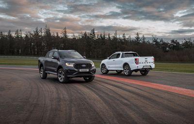 Ford lanserer ny rallyinspirert og eksklusiv MS-RT-variant av Ranger