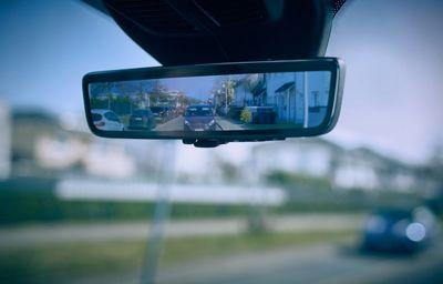 Ford lanserer smarte speil for varebiler