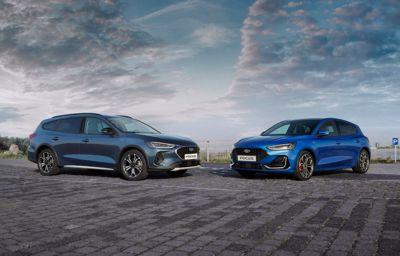 Nye Ford Focus: Stiligere og smartere enn noensinne