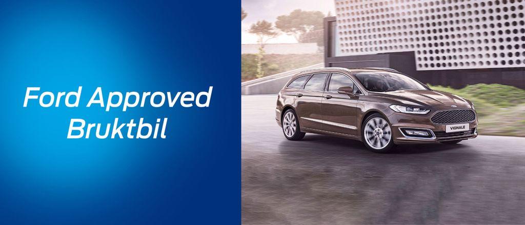 Ford Approved bruktbil