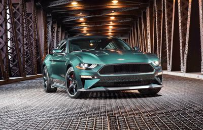 Auction of special-edition Ford Mustang ends with delighted new Bullitt owner and welcome contribution to children's charity