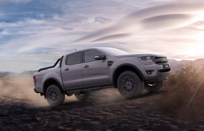 Ford Ranger FX4 MAX Makes a Statement