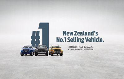 New Zealand's No.1 Selling Vehicle