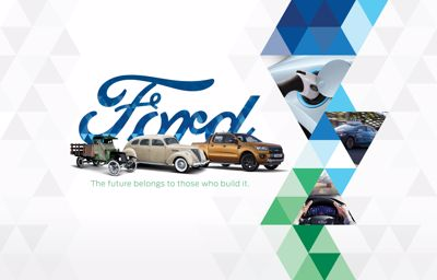 Ford New Zealand celebrates shared heritage with Kiwis in bold new marketing campaign – 'The future belongs to those who build it'