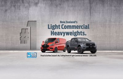 New Zealand's Light Commercial Heavyweights