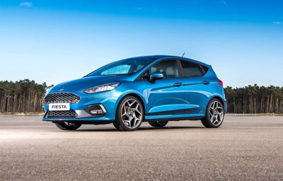 Ford Fiesta ST to join NZ Ford Performance line-up in 2019