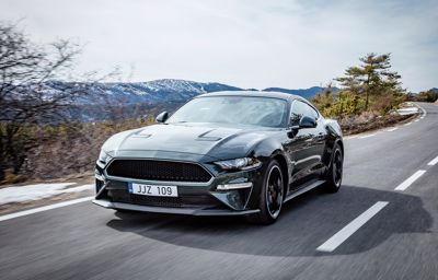 New Ford Mustang BULLITT coming to New Zealand