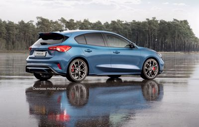 All-new Ford Performance Focus ST