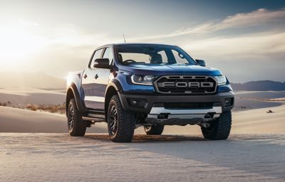Ford Unleashes First-Ever Ranger Raptor
