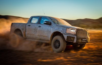 Ford presents the first Ranger Raptor