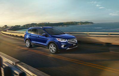 Ford Escape Titanium Video Review