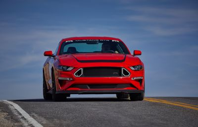 Limited edition Ford Mustang RTR coming to NZ