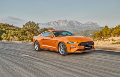 Confirmed: New 2018 Ford Mustang arriving in New Zealand