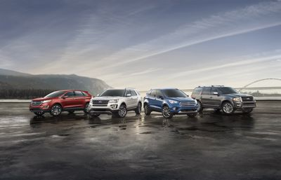 Ford Surpasses 1 Million Sales in Asia Pacific