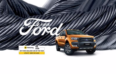 Ford Escape and Ford Ranger Win!