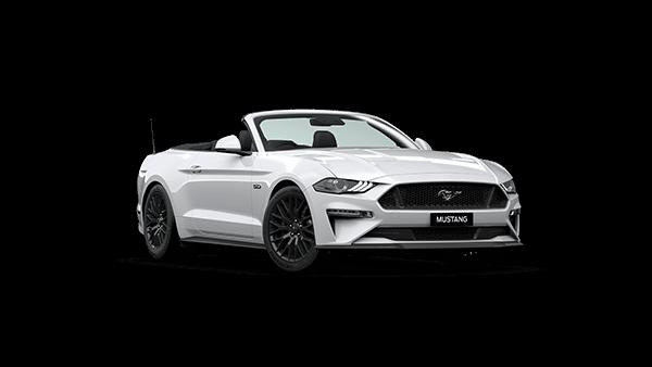 Mustang V8 GT Convertible
