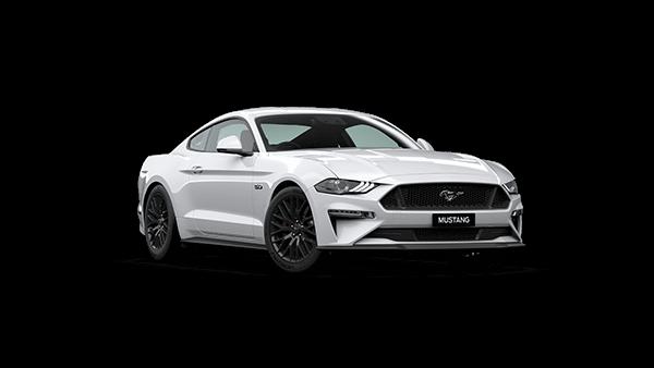 Mustang V8 GT Fastback
