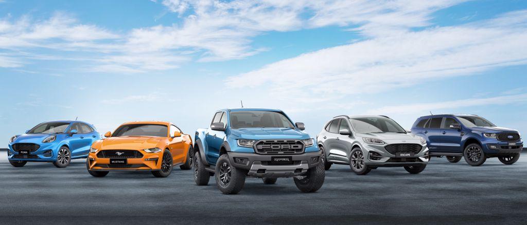 Ford Assured Future value