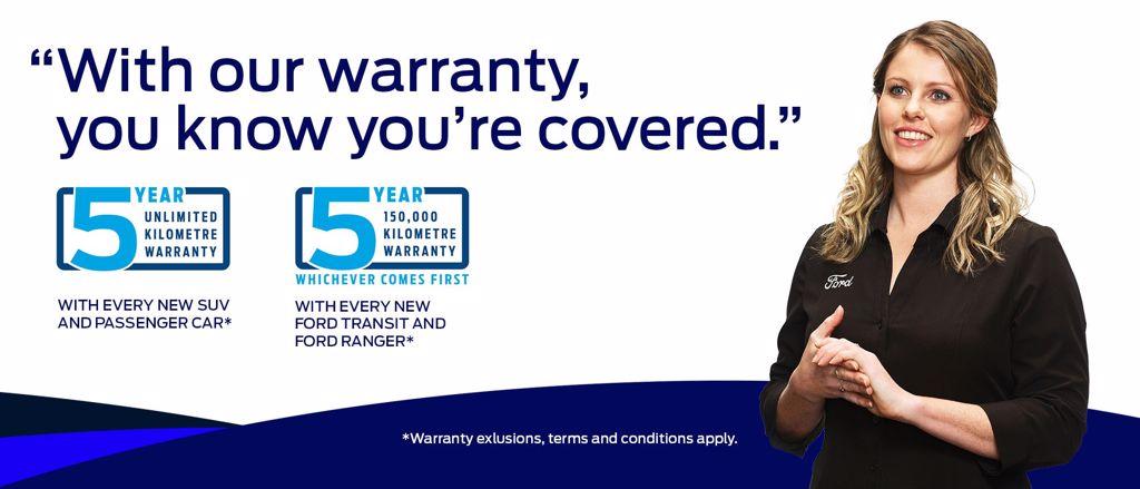 Ford warranty